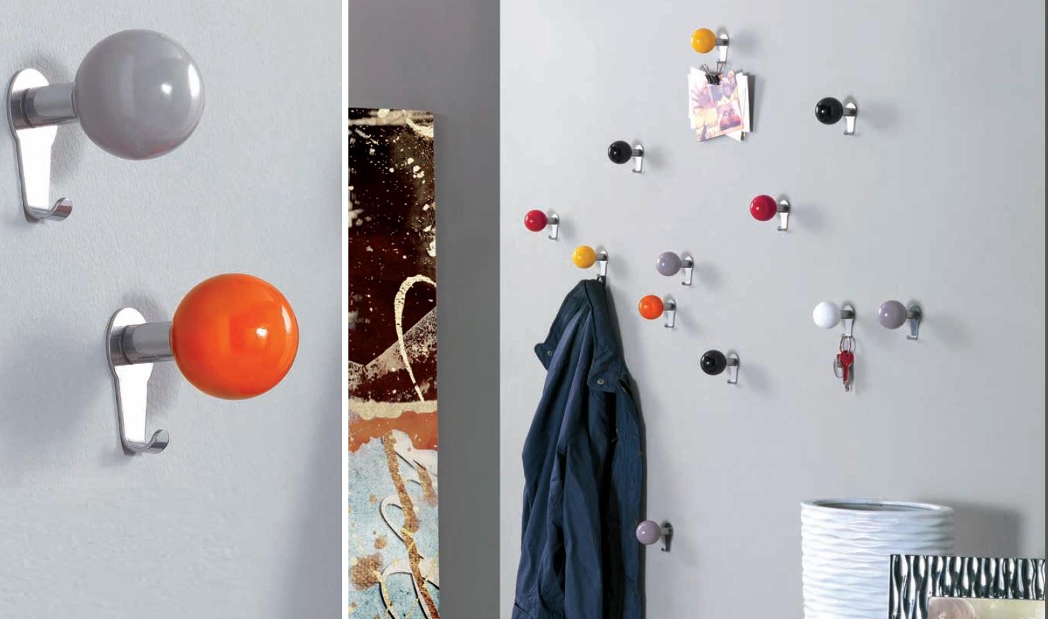 Attaccapanni A Muro Particolari.Attaccapanni E Complementi D Arredo Centomo Floriano Arreda