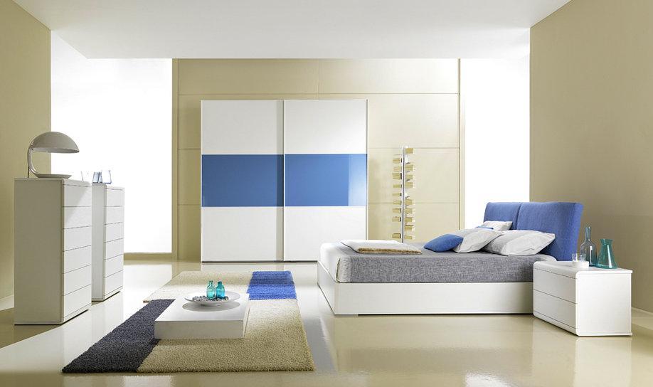 Camere moderne centomo floriano arreda - Tinte camere da letto ...