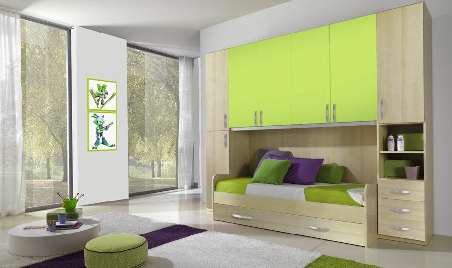 Camerette moderne per bambini centomo floriano arreda - Camerette componibili ikea ...