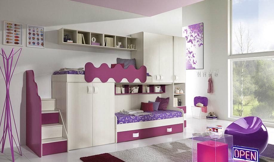 Camerette Moderne per bambini | Centomo Floriano Arreda