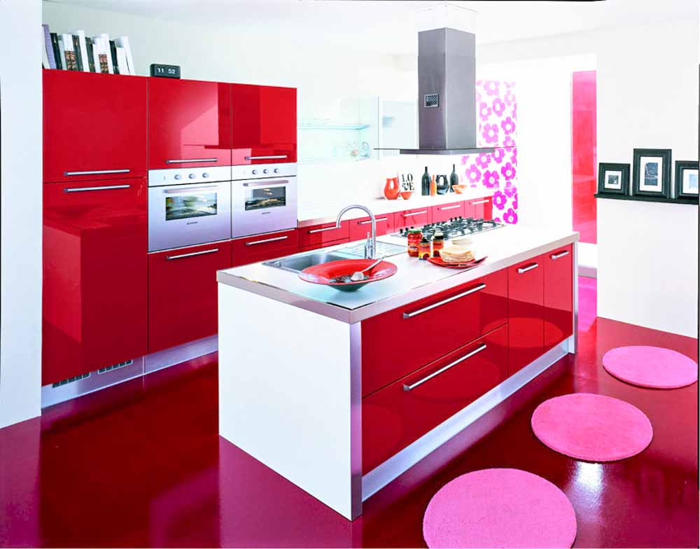 Cucine Moderne Rosse E Bianche – sayproxy.info