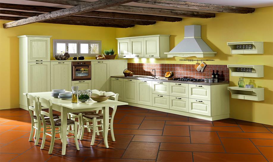Cucine Classiche | Centomo Floriano Arreda cucina in legno Verona ...