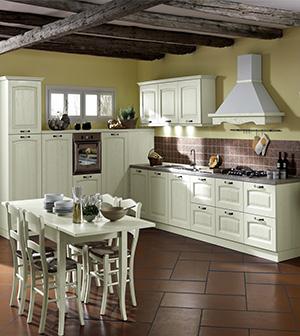 Cucine Classiche Bianche Legno. Amazing Stosa Cucine Cucina ...