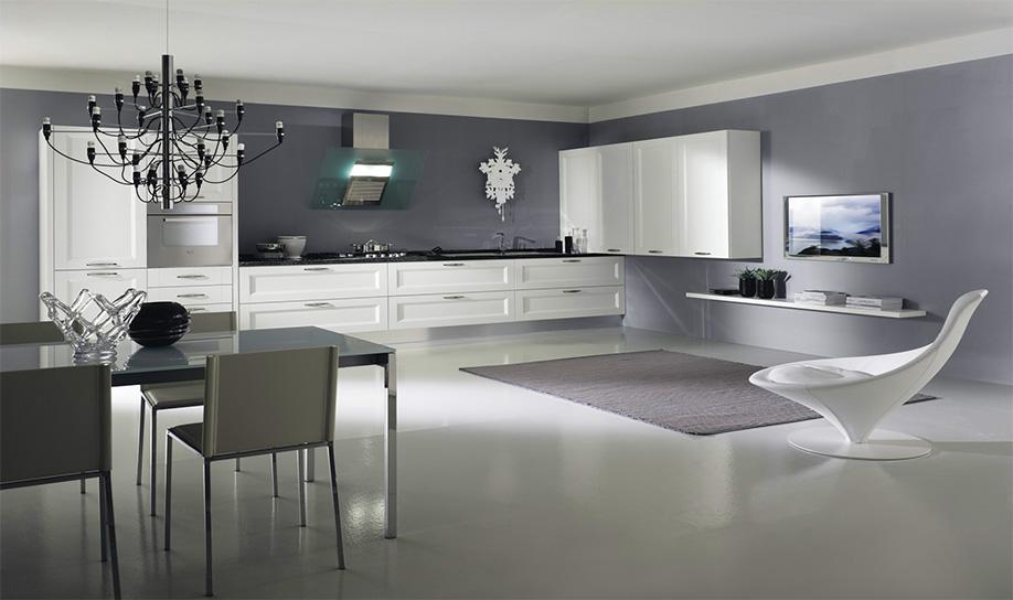 Cucine Componibili Bianche. Excellent Dettaglio Su Cucine Componibili Snaidero Way Foto With ...