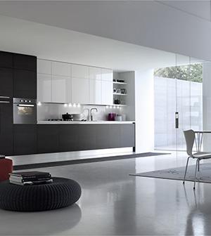 Cucine Moderne Bicolore. Awesome Felicepalma Arredamenti Cucina ...