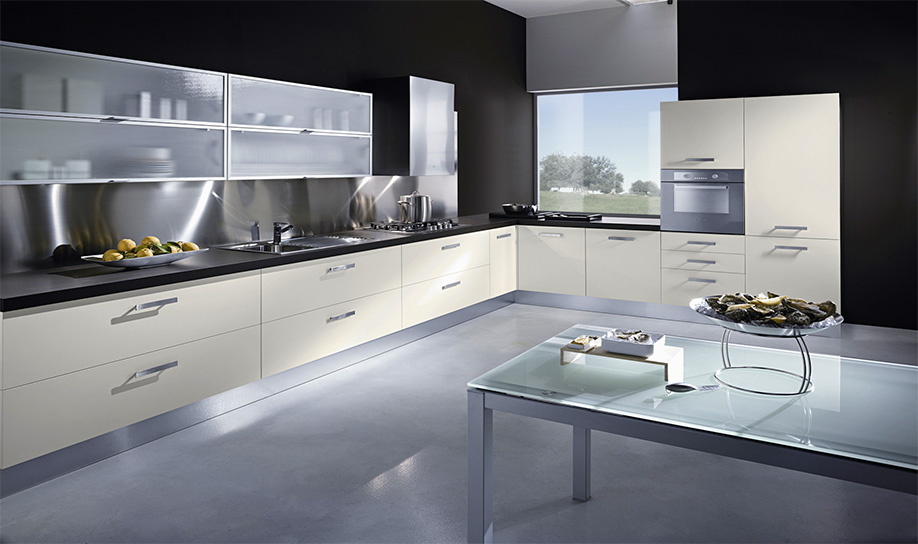 Cucine moderne centomo floriano arreda cucina in legno verona cucina classica verona cucina - Cucine moderne color ciliegio ...