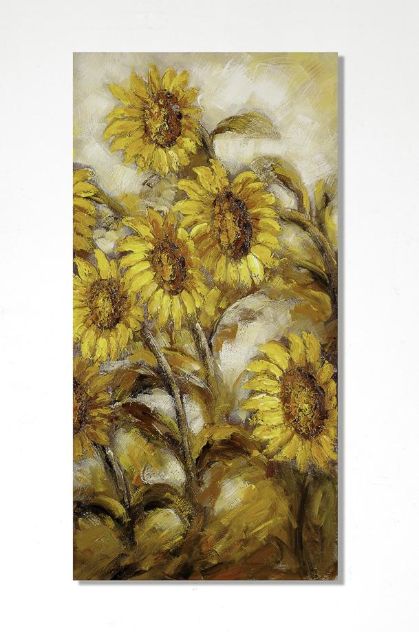 Quadri centomo floriano arreda for Fiori ad olio
