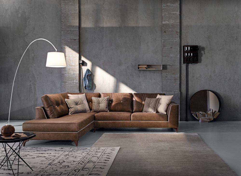 Salotti e divani a verona centomo floriano arreda - Salotti moderni design ...