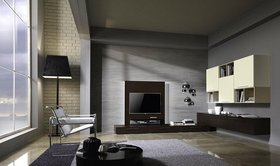Soggiorno Grande : colori per soggiorno moderno : Soggiorno ...