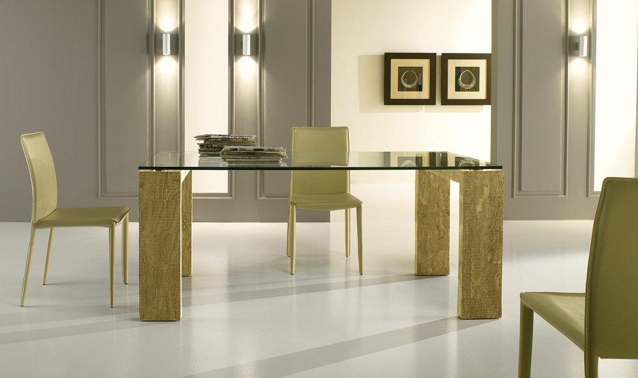 Tavoli Con Gambe Di Vetro : Tavoli e sedie verona centomo floriano arreda tavolini soggiorni