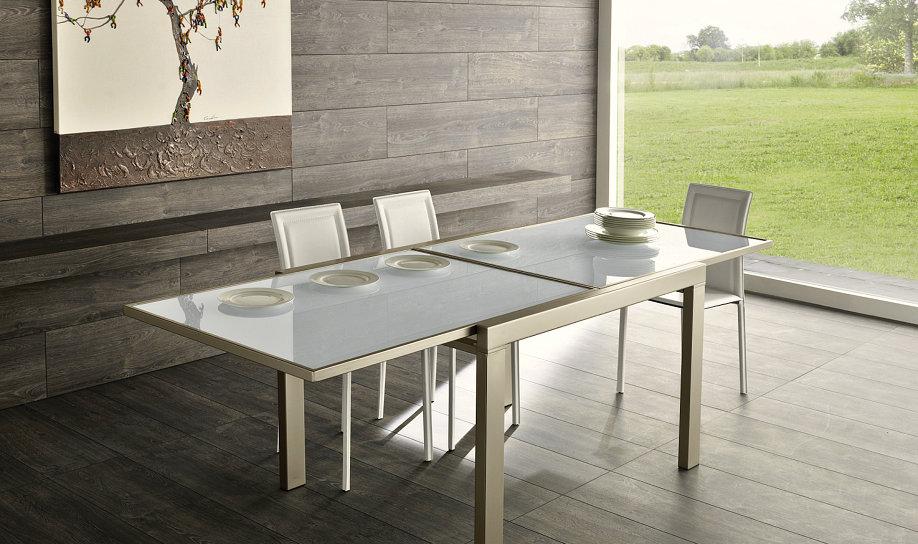 Tavolo Da Pranzo Rosso : tavoli a verona,tavolo in vetro verona,tavolo ...